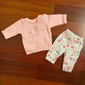 Cute elephant outfit